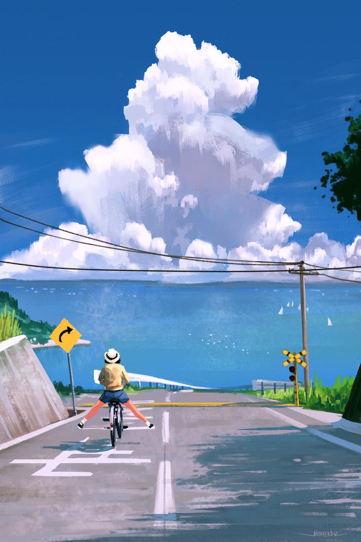 Downhill by Ninjatic