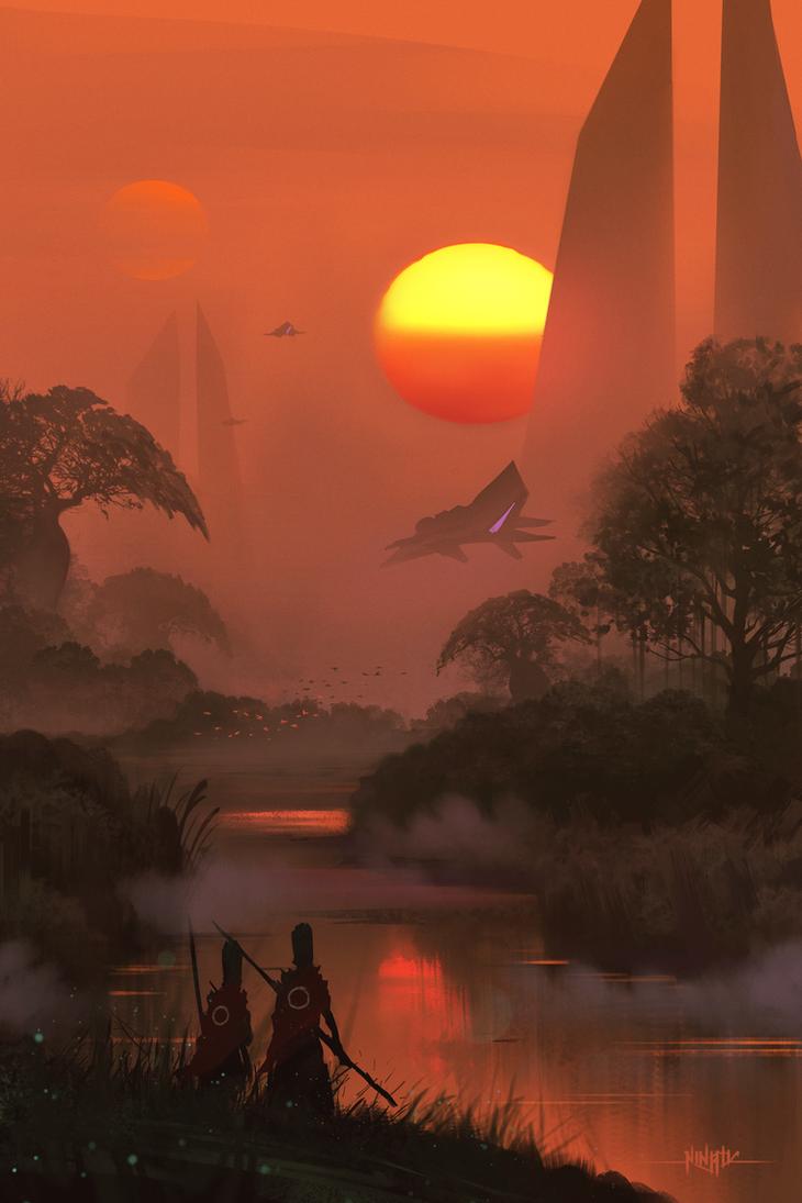 Depart by Ninjatic