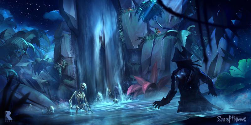 Sea Of Thieves: Encounter by Ninjatic