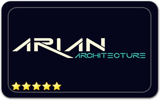 گروه معماری و طراحی دکوراسیون داخلی آریان