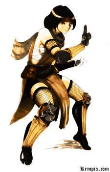 kunoichi concept