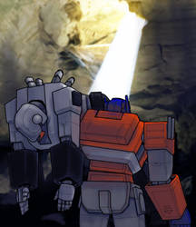 Carrying Prowl by rook1939