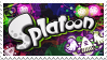 Splatoon Stamp by BluSilurus