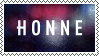 HONNE Stamp 1 by BluSilurus