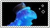 C. Q. Cucumber Stamp by BluSilurus