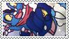 NuzRea: CalyXFroaklin Stamp 2 by BluSilurus