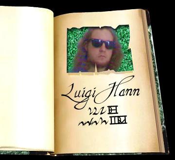 LuigiHann- Myst by luigihann