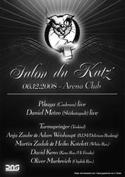 Salon du Katz' by LiN0