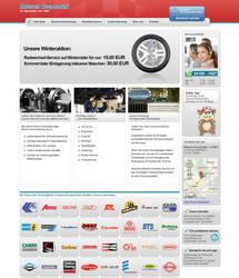 Motoren Respondek Website by LiN0