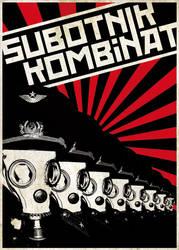 Subotnik Kombinat Flyer by LiN0