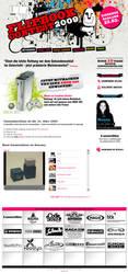Flipbook Contest Website by LiN0