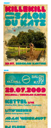 Killekill meets Salon du Katz by LiN0