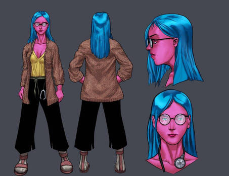 shadow agency character design 4