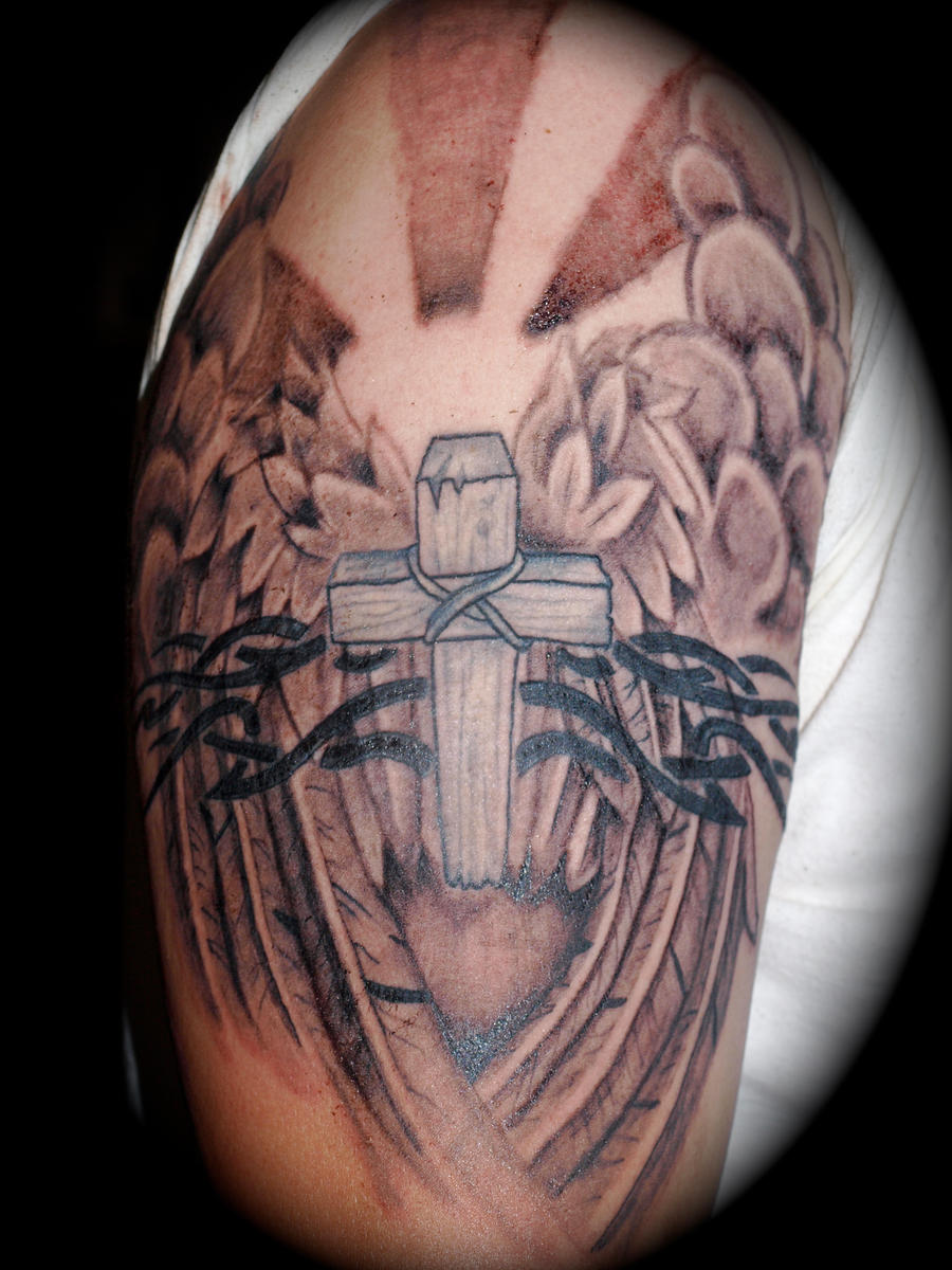Rising Cross