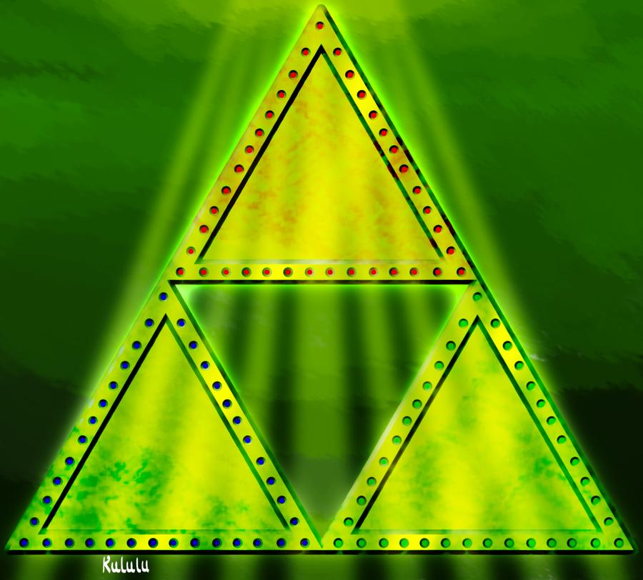 Evalua el Diseño [Críticas y Valoraciones] - Página 2 Triforce_by_kulugary-d5ai4bv