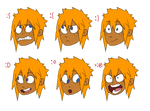 Ric: Expression Study