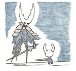 Hollow Knight Sketches 2
