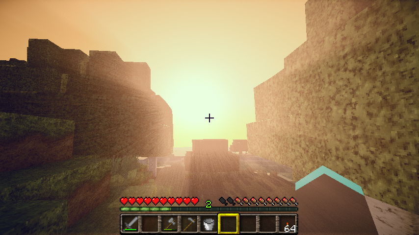 Minecraft Shaders and HD Texture Pack by LCPD on DeviantArt