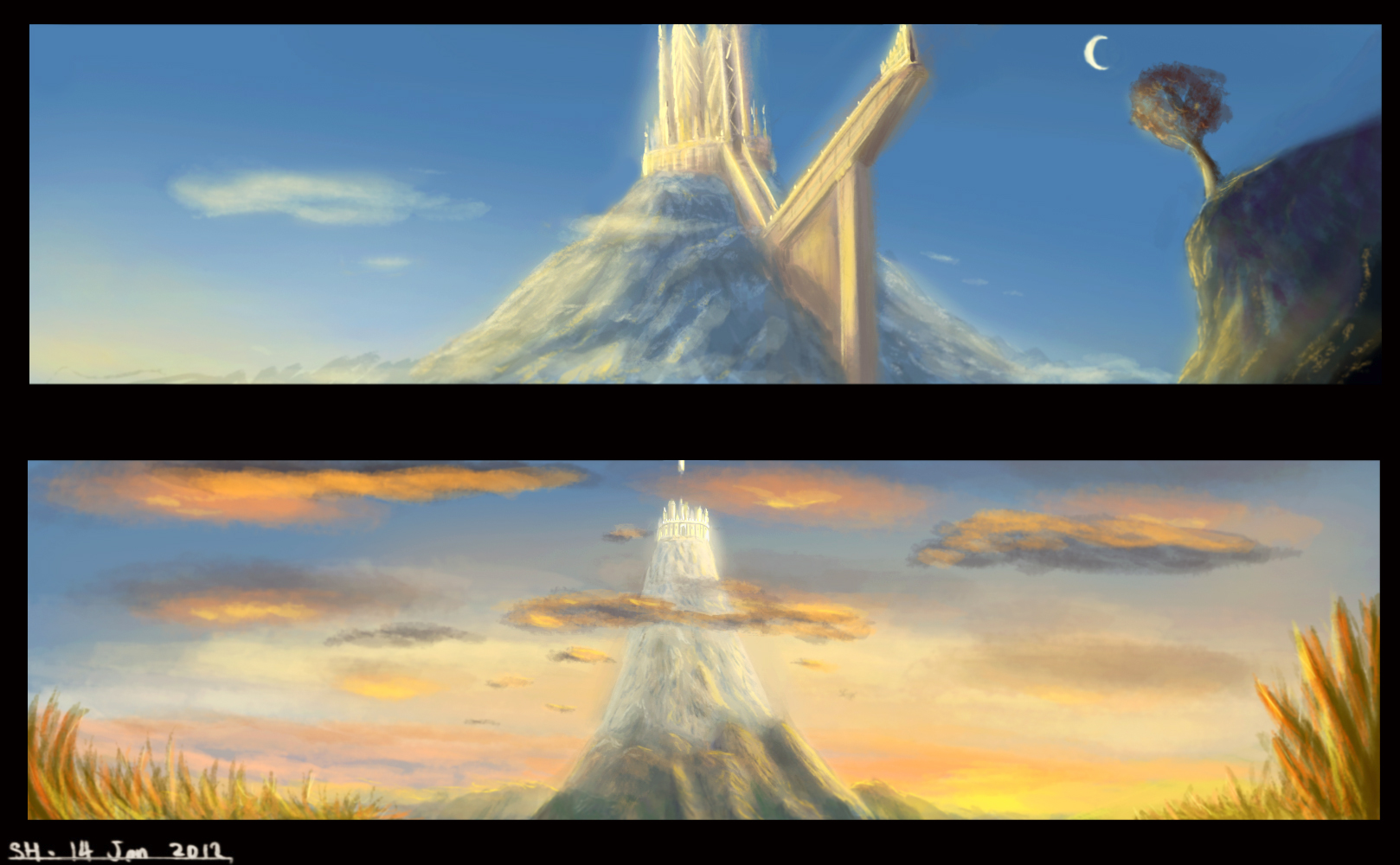 Sky palace by IRCSS