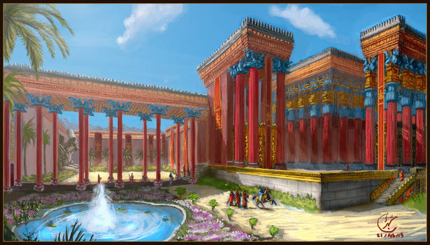 The Ancient Capital of Persia