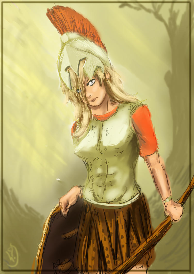 Annabeth Chase by IRCSS