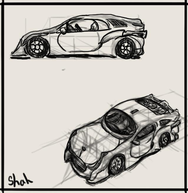 Car Design by IRCSS