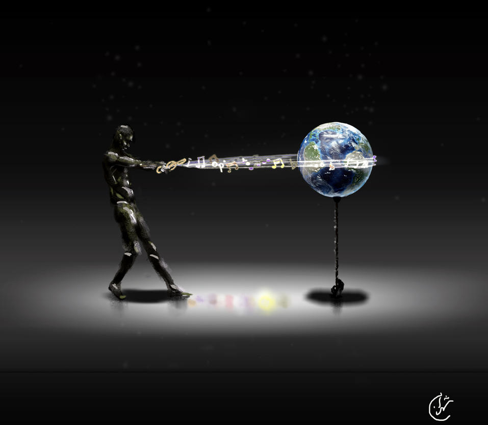 I will move the world by IRCSS