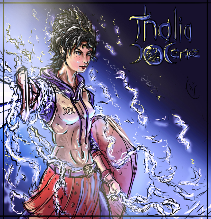 Thalia Grace by IRCSS