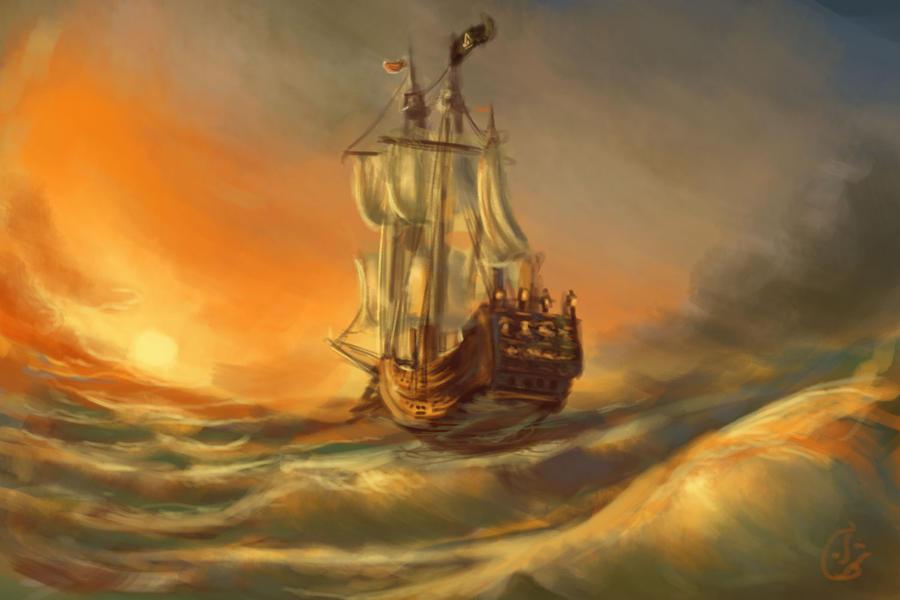Speedpainting - Free Sailors by IRCSS