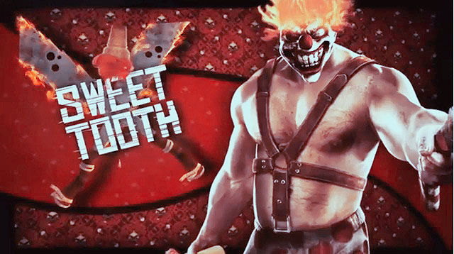 Sweet tooth twisted metal by jillvalentinexbsaa on deviantart - Sweet tooth wallpaper twisted metal ...