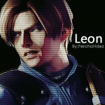 Leon Scott Kennedy Avatar by JillValentinexBSAA