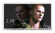 Jake Muller Stamp by JillValentinexBSAA