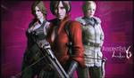 Resident Evil 6 Ladies