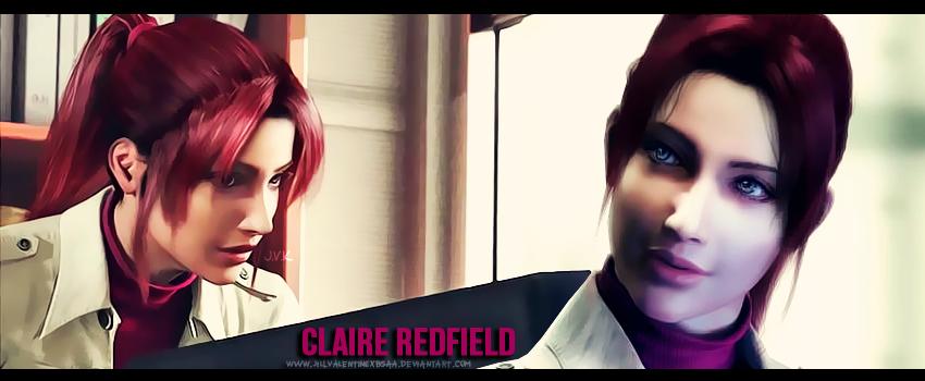 Claire Redfield Degeneration