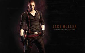 Jake M. by JillValentinexBSAA