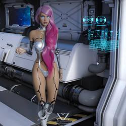Space Odyssey 6 : Android E.v.e.4