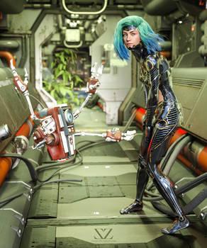 Space Odyssey 20 : Communication by Vizzee