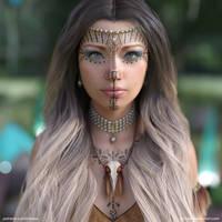 Fairy Tale : Layla by Vizzee