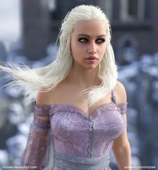 Daenerys Targaryen ( Game Of Thrones )