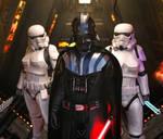 Darth Vader (Star Wars fanart)