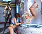 Space Odyssey 31 : Escape Team