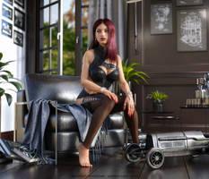 Lena (update) by Vizzee