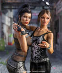 Raven and Vanessa