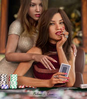 Poker Face (Madison and Lena)