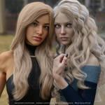 Lena and Mishkina