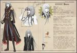 General Braak - Character Sheet