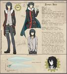 Zevryx Skye - Character Sheet