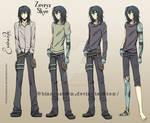 Zevryx Skye's outfits - Everwake