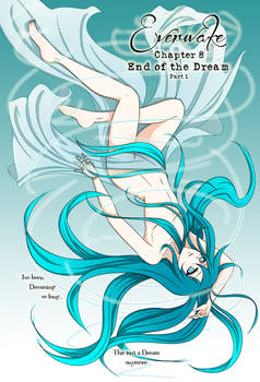 Chapter 8 - End of the Dream (Part 1) - Cover