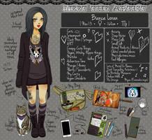 Meet the Artist by biancaloran